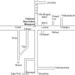 Route Map To Gajanan Associates